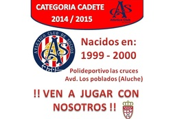Atcsocioscadetecartel2014portada