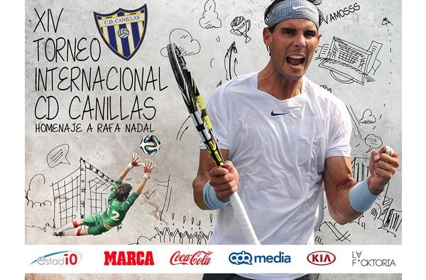 El Real Madrid C.F. ganador del XIV Torneo Internacional Infantil 2015 del C.D. Canillas