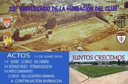 Orusco25aniversario2016