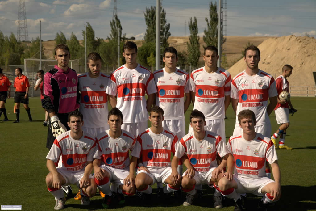 Unión Deportiva San Sebastián De Los Reyes B Futbol Regional Madrid