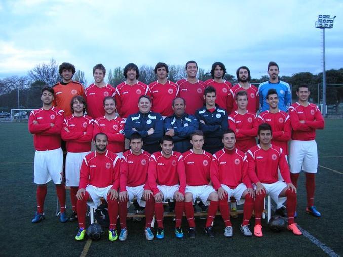 b9ebe8694f8b5 Escuela de Fútbol Madrid Oeste Boadilla
