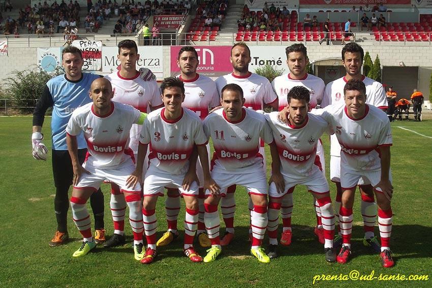 Unión Deportiva San Sebastián De Los Reyes Futbol Regional Madrid