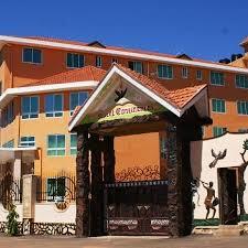 NV Fort Luggard Hotel logo