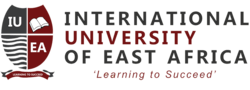 International University of East Africa logo