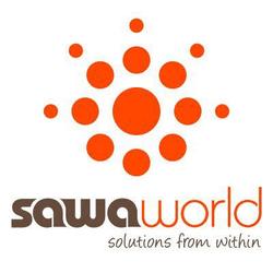 Sawa World Uganda logo
