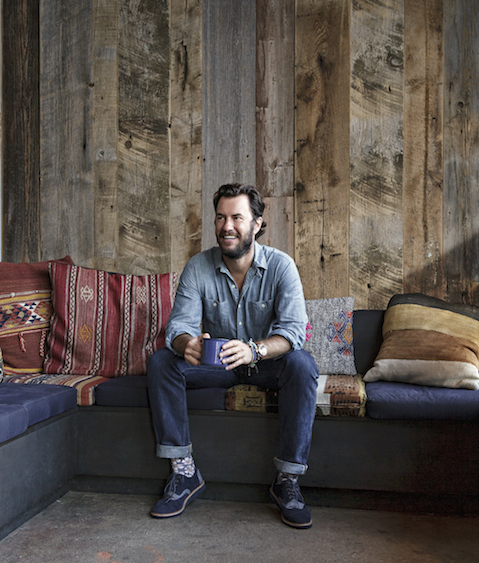 Blake Mycoskie of Toms