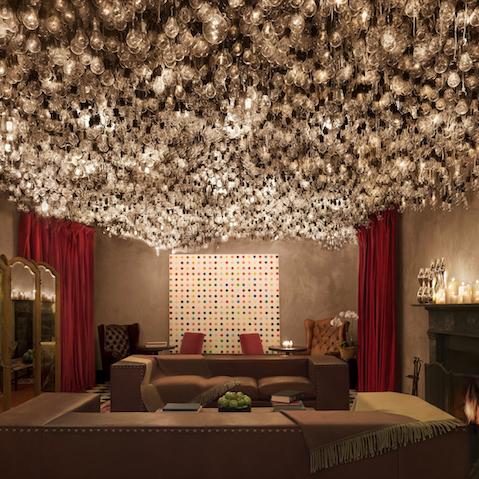 Gramercy Park interior