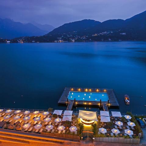 Grand Hotel Tremezzo Como