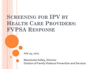 FVPSA Cover