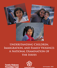 Immigrant Family Violence Cover