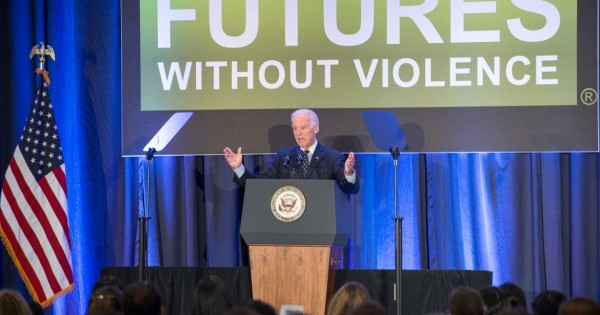 Joe Biden at Conference on Health and Domestic Violence