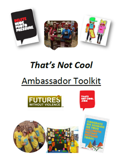 That's Not Cool Ambassador Toolkit