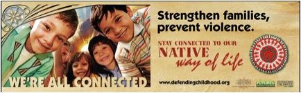 Strengthen Families billboard