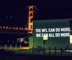 The NFL can do more. We can all do more.