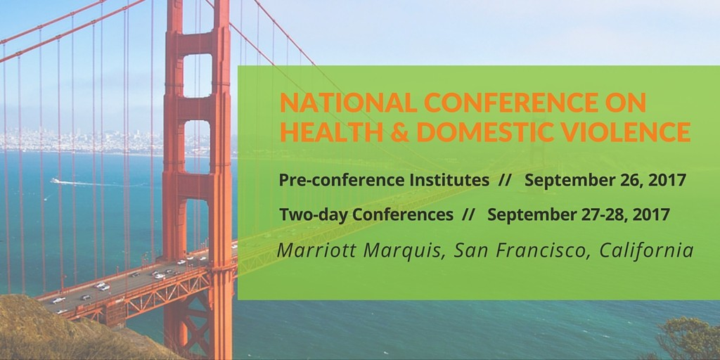 health national conference domestic violence