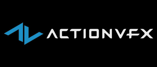 Image result for ActionVFX logo