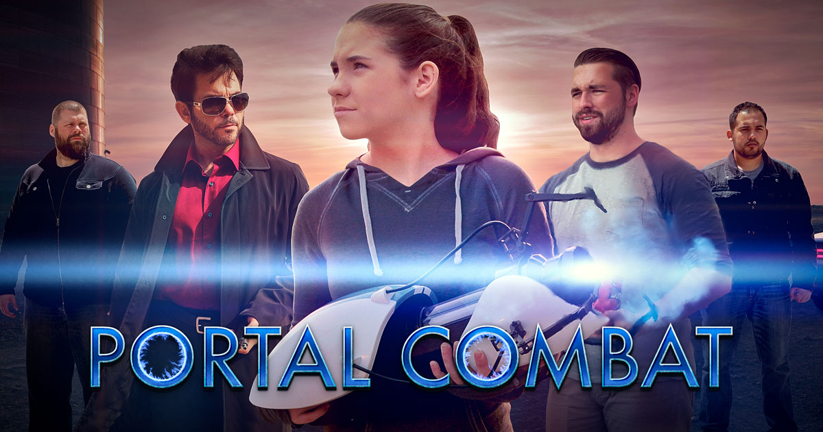 Portal Combat, Film Riot short film