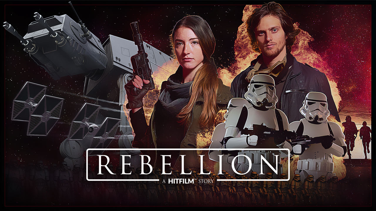 Free HitFilm Express: Rebellion Star Wars VFX - fxhome com