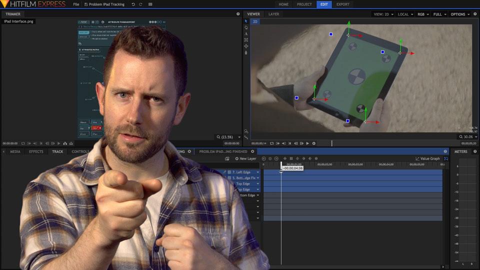 iPad tracking tutorial thumbnail