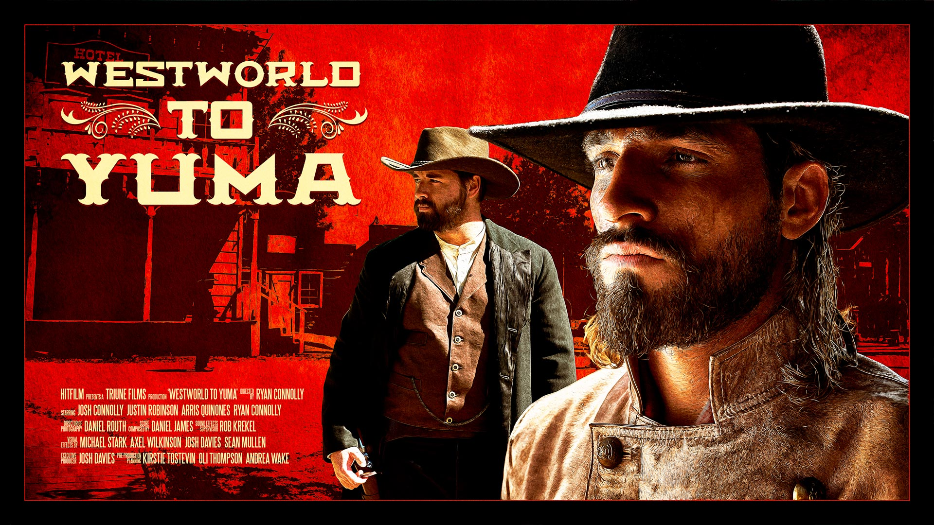 Westworld to Yuma poster image