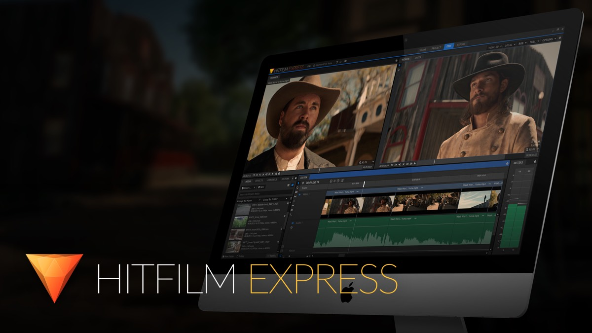HitFilm Express: Free editing & VFX software - HitFilm.com