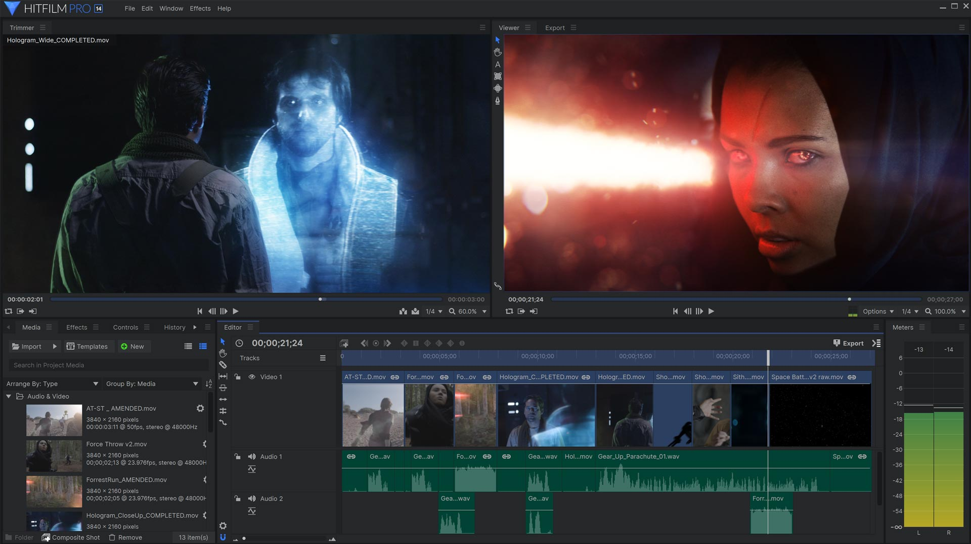 FXhome - Powerful creative software for filmmakers and