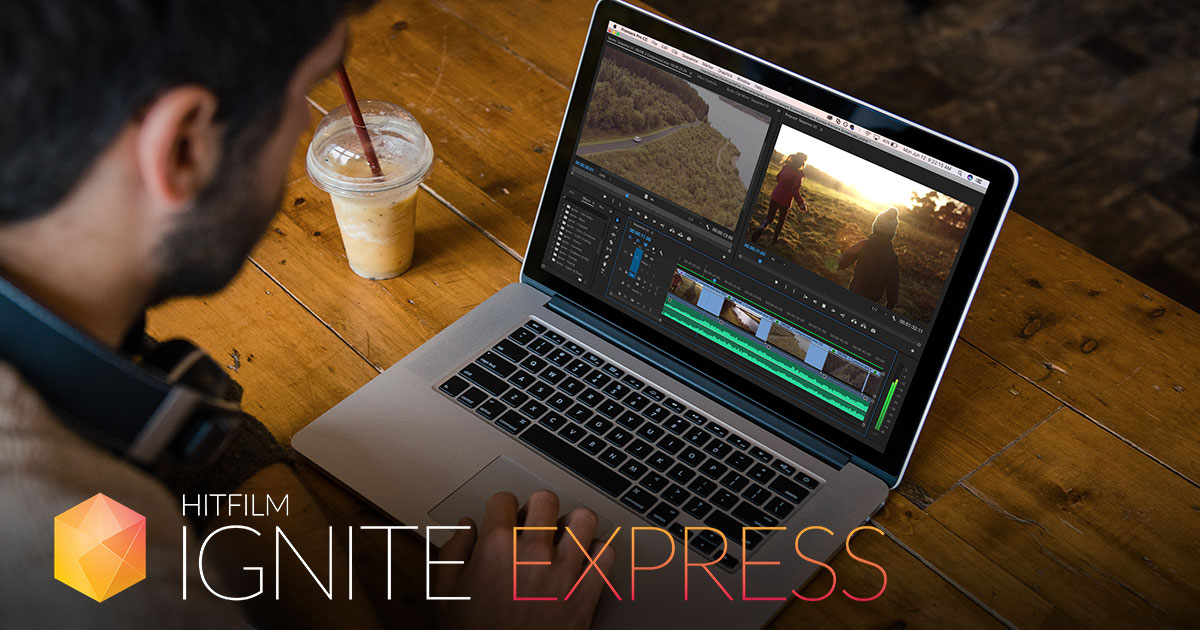 ignite express  over 300 free grading  u0026 vfx plugins