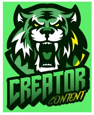 Content Creator persona badge