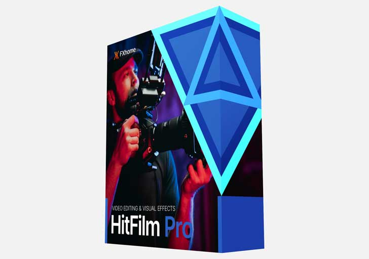 HitFilm Pro for Mac and Windows