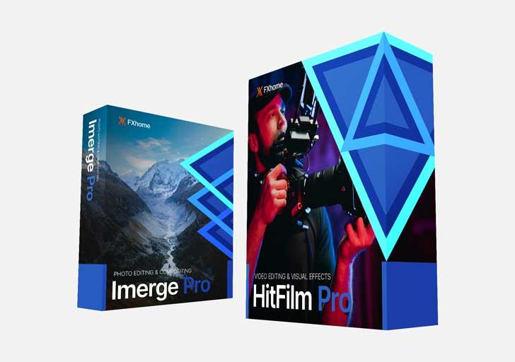 HitFilm Pro and Imerge Pro creator bundle