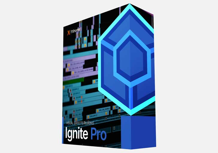 Ignite Pro VFX plugins for After Effects