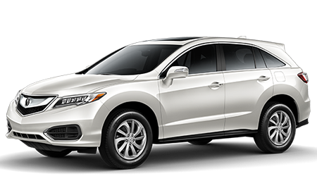 Stock Photo of 2016 Acura RDX