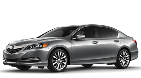 Stock Photo of 2016 Acura RLX