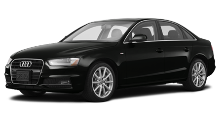 Stock Photo of 2015 Audi A4
