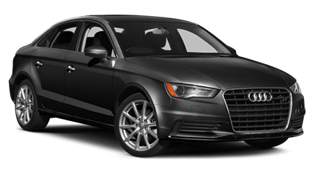 Stock Photo of 2016 Audi A3