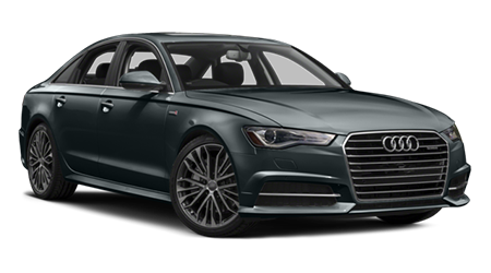 Stock Photo of 2016 Audi A6