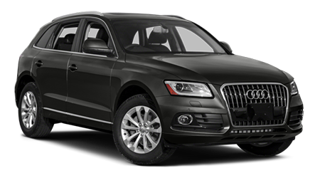Stock Photo of 2016 Audi Q5