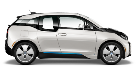 Stock Photo of 2016 BMW i3