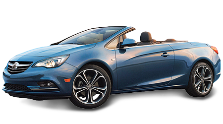 Stock Photo of 2016 Buick Cascada