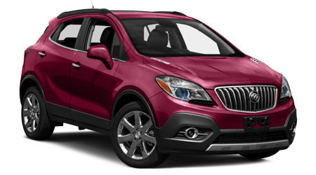 Stock Photo of Buick Enclave
