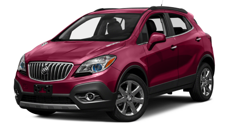 Stock Photo of 2016 Buick Encore