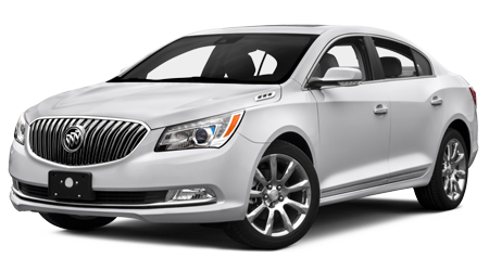 Stock Photo of 2016 Buick LaCrosse