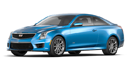 Stock Photo of 2016 Cadillac ATS-V