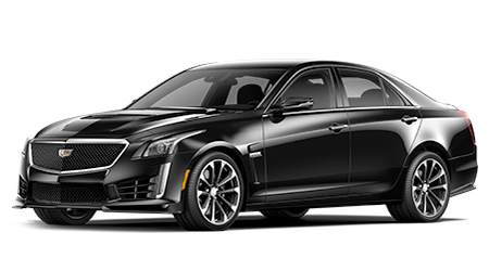 Stock Photo of 2016 Cadillac CTS-V-V
