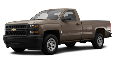 Stock Photo of 2015 Chevrolet Silverado