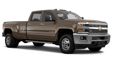Stock Photo of Chevrolet Silverado 3500 HD