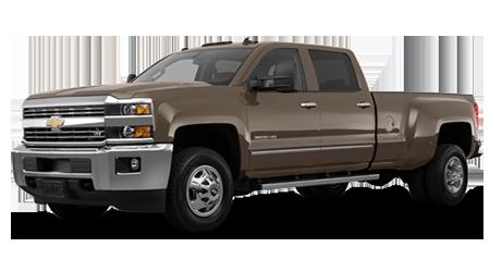 2015 Chevrolet Silverado 3500 HD vs. Ram 3500 in Quincy, FL | Quincy
