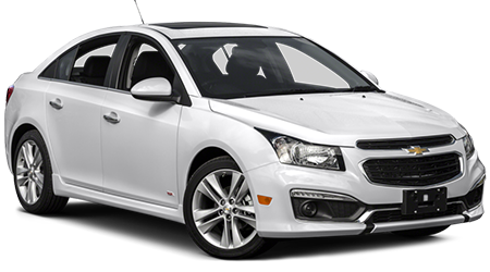 Stock Photo of 2016 Chevrolet Cruze