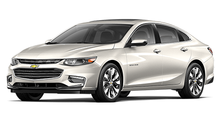 Stock Photo of 2016 Chevrolet Malibu