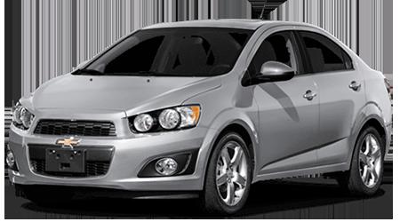 Stock Photo of 2016 Chevrolet Sonic